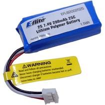 EFLITE 200MAH 2S 7.4V 25C LIPO FOR UMX SBACH/STRYKER EFLB2002S25