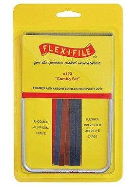 FLEX-I-FILE FLEX-I-FILE COMBO SET #123