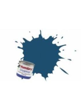HUMBROL HUMBROL ENAMEL 14ML MATT OXFORD BLUE  # 104