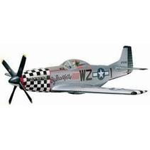 "TOP FLITE P-51D MUSTANG 65"" KIT"