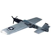 CONTRL LINE P-51B Mustang Kit<br />by Brodak