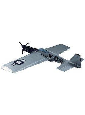 BRODAK CONTRL LINE P-51B Mustang Kit<br />by Brodak