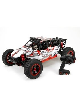 LOSI LOSI Desert Buggy DBXL: 1/5th 4WD RTR INCLUDES RX BATTERY CHARGER
