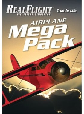 GREAT PLANES GREAT PLANES NOW $30.00 REAL FLIGHT AIRPLANE MEGA PACK OVER 35 PLANES  GPMZ4160
