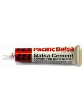PACIFIC BALSA PACIFIC BALSA C-23 50 ml LARGE BALSA CEMENT GLUE C23