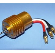 YAMA YAMA BRUSHLESS MOTOR YA20-30 (3500KV)<br />WEIGHT: 43G, DIMENSION: 12X30MM, 2.0MM SHAFT, PHASE: 3, POLE: 2, RESISTANCE: 0.45, INDUCTANCE: 0.022MH, NO LOAD CURRENT: 0.55A, LOAD CURRENT: 8A, TURN: 19
