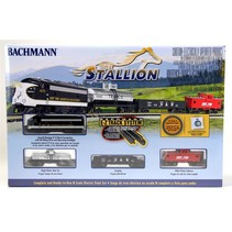 BACHMANN THE STALLION N GAUGE TRAIN SET