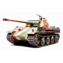TAMIYA GERMAN PANTHER TYPE G SPATE