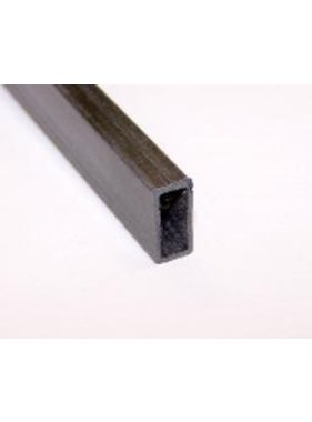 HY MODEL ACCESSORIES CARBON TUBE RECTANGLE 13mm X 6mm