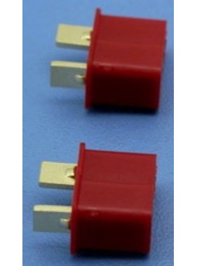 HY MODEL ACCESSORIES HY T PLUG WITH END GRIP U/GOLD PLUG FEMALE ( 8 pk )<br />