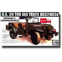 AFV US 3/4ton JEEP 56-57