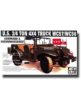 AFV AFV US 3/4ton JEEP 56-57
