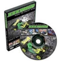 XXX MAIN HOW TO PAINT DVD