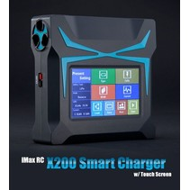 IMAX X200 DC 200W  Touch Screen Charger 12-20V DC INPUT