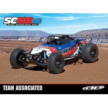 TEAM ASSOCIATED SC10BRS 1/10 SCALE RTR 2WD ELECTRIC OFF ROAD RACE BUGGY