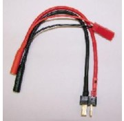 SJ PROPO SJ ADAPTOR HARNESS FOR ADAPTOR BOARDS WITH DEANS CONNECTORS FOR LCB 6 CHARGER