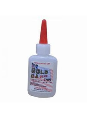 BALSA USA BALSA USA GOLD THIN 1OZ SUPER GLUE
