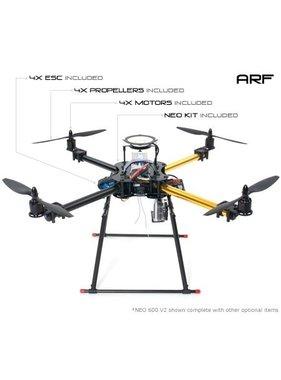 DJI CENTURY UAV NEO 600 V2 QUAD ARF multirotor <br />( Camera &amp; Battery shown not included )