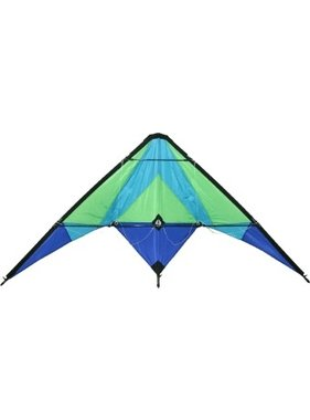 HAAK HIGH AS A KITE HAAK RASCAL DUAL LINE <br />Size: 150cm<br />Material: Ripstop polyester<br />Frame: 5mm fibreglass<br />Wind speed: 12 - 30kph<br />Line: Comes with dacron line