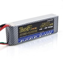 LION POWER LIPO 45C 11.1V 4500mAh READ SAFETY WARNING BEFORE USE 37.0x136x26mm 280g SOLD WITH XT60 PLUG