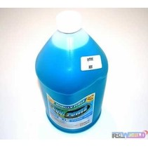 COOL POWER SYN OIL 3.8LT BLUE Fuel Lube - 2 /4 Cycle - High Visc - Meth /Gas High Viscosity Synth 100%  Blue