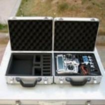 HY ALUMINIUM TX STICK  CASE 345 x 235 x 120mm<br />( OLD CODE HY130702 )