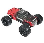 ARRMA Arrma Granite 2WD Mega Brushed Monster Truck 1/10 Red AR102657