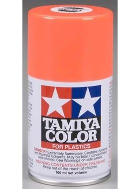 TAMIYA TAMIYA TS 36 FLUROSCENT RED SPRAY