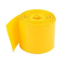 80MM YELLOW HEATSHRINK