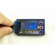 AEO RC AEO K1 KV/RPM METER