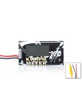 AEO RC AEO K0 KV/RPM METER