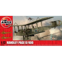 AIRFIX HANDLEY PAGE 0/400 1/72 A06007