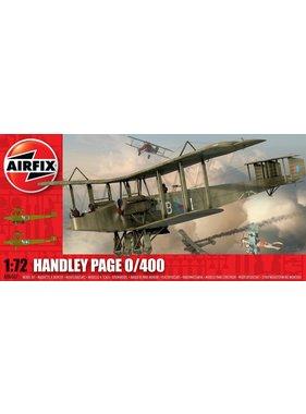 AIRFIX AIRFIX HANDLEY PAGE 0/400 1/72 A06007