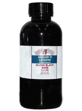 ALCLAD ALCLAD II LACQUER GLOSS BLACK BASE