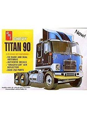 AMT AMT CHEVY TITAN 90  1/25