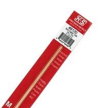 K & S COPPER TUBE 1/8 X .014  3.18MM X .355MM  (1PC) KSE 0120