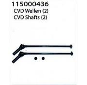 ANSMANN CVD Shafts (2) for Vapor - Ansmann