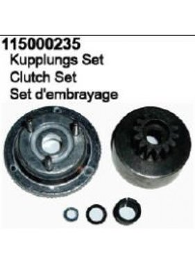 ANSMANN ANSMANN Clutch Set for Virus