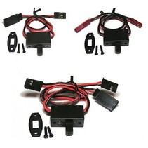 ANSMANN *D*Switch Harness For BEC W/CHARGER