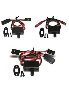 ANSMANN ANSMANN *D*Switch Harness For BEC W/CHARGER