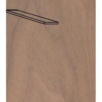 ARTESANIA WALNUT DARK BROWN SQUARE 4 X 4 X 1000  5/32 X 5/32 X 39  92044