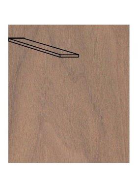 ARTESANIA ARTESANIA WALNUT DARK BROWN SQUARE 4 X 4 X 1000  5/32 X 5/32 X 39  92044