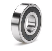 BEARINGS FLANGED BEARING 10 x 5 x 4mm ( ZZ )<br />RUBBER SEALED MF105-ZZ