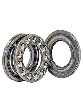BEARINGS THRUST BEARING SET 8 X 3 X 3.5MM