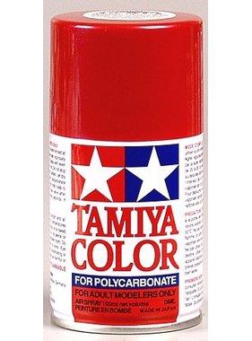 TAMIYA TAMIYA PS 15 METALLIC RED
