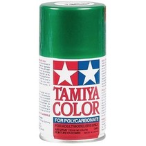TAMIYA PS 17 METALLIC GREEN