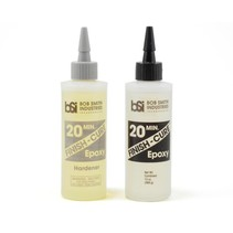 BOB SMITH INDUSTRIES FINISH-CURE EPOXY 9oz COMBINED FINISHING RESIN