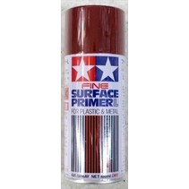 TAMIYA Fine Surface Primer L - Oxide Red