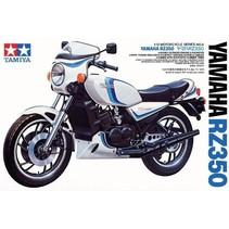 TAMIYA YAMAHA RZ350 1/12 MOTORBIKE KIT