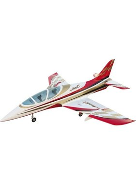 SEBART SEBART MINI AVANTI S 1.4M RC JET GOLD/WHITE/RED